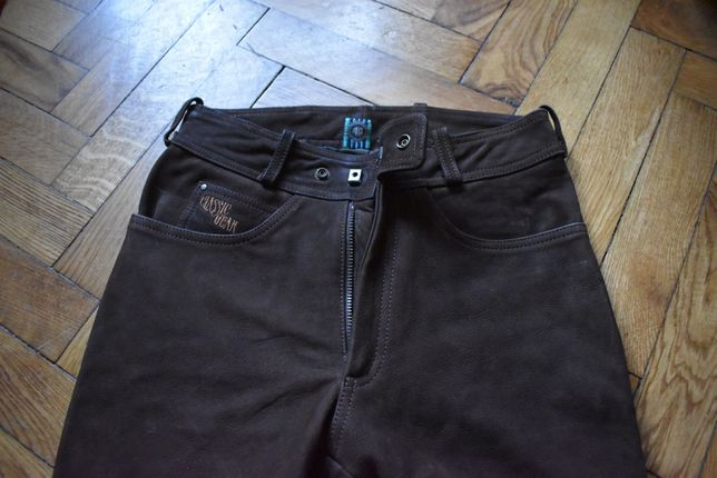 Pantaloni pentru moto Hein Gerike