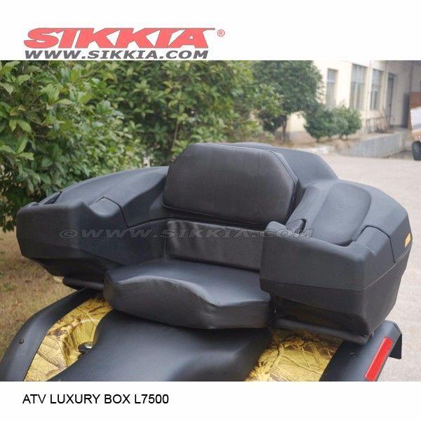 Cutie ATV Sikkia L7500 foarte incapatoare (portbagaj atv scaun lada) Brasov - imagine 1