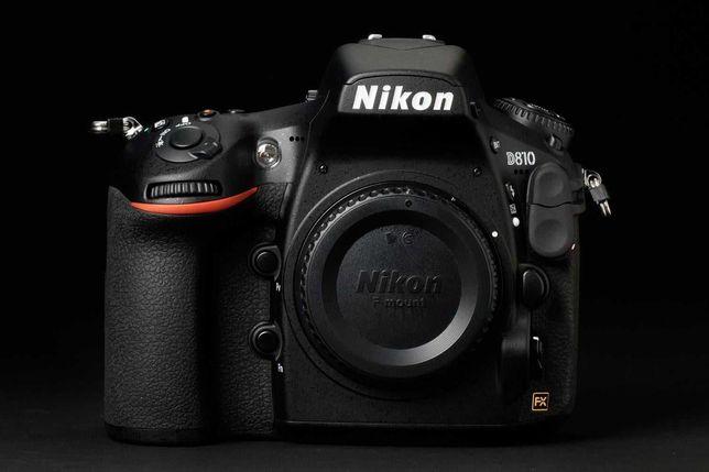 Nikon D810 body DSLR