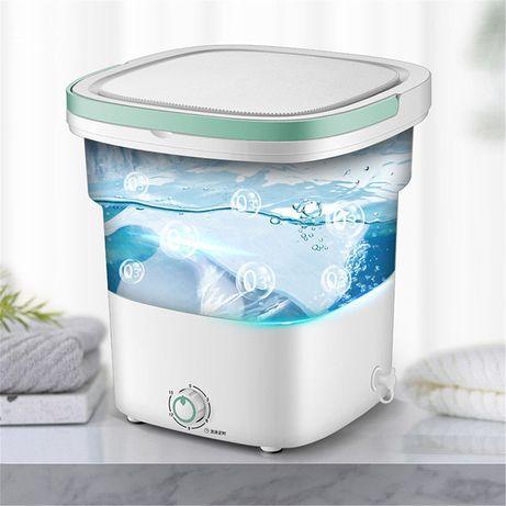 МИНИ стиральная машина 20минут и ваша одежда готова!