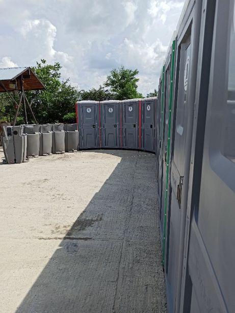 Toalete WC ecologice mobile vidanjabile/racordabile Campia Turzii