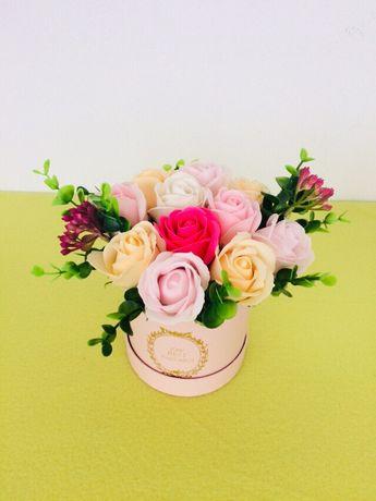 Trandafiri din sapun