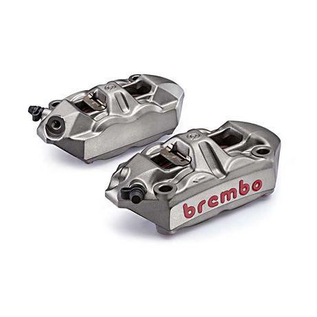 Титаниеви спирачни апарати BREMBO - Monoblock - 100 mm Radial M4