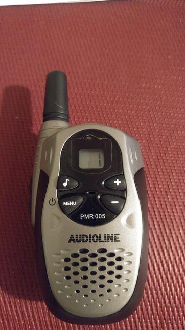 WalkieTalkie pmr 005 Audioline