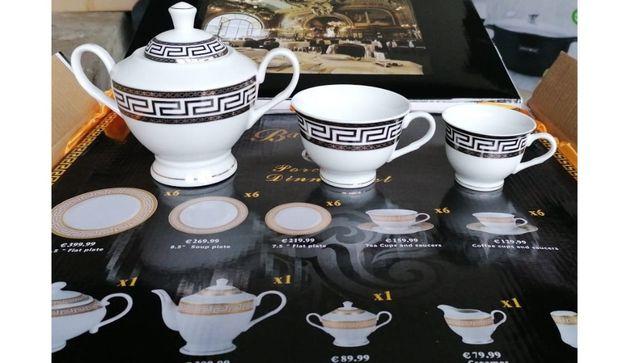 Set pentru o cina selecta ( Versace )