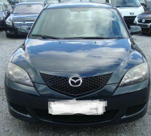 Dezmembrez Mazda 3 BK 1.6 benzina 1598 cmc 77kw B6ZE hatchback sedan