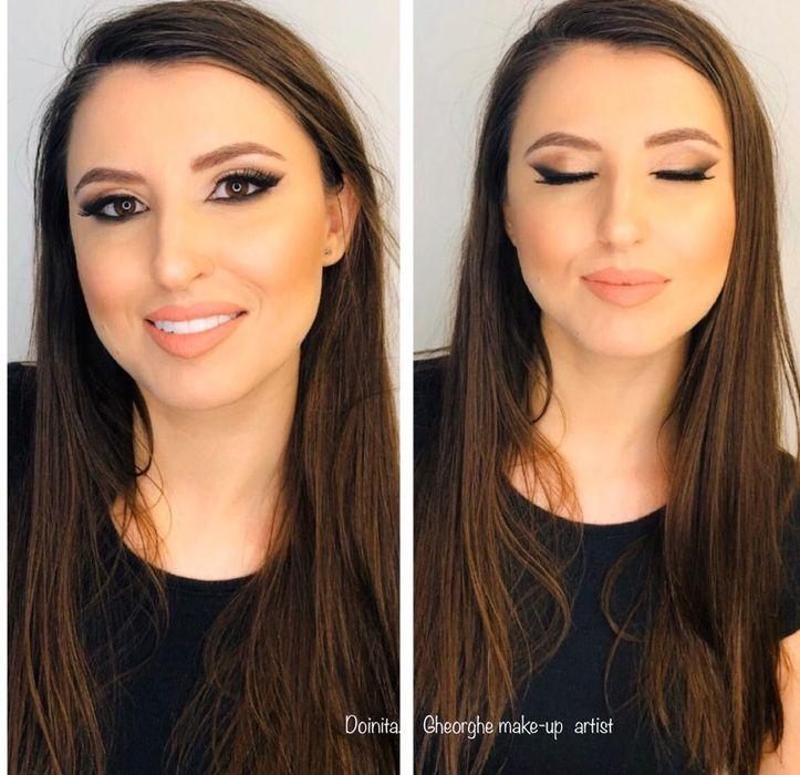Make-up artist/machiaj profesional Bucuresti - imagine 1