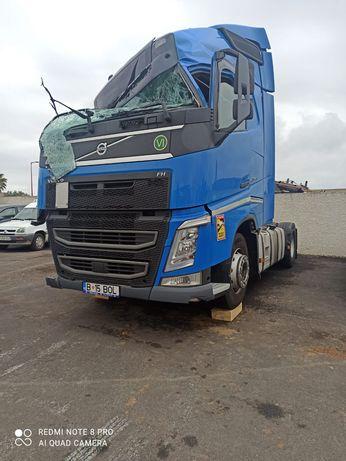 Șasiu cu acte Volvo FH 4 euro 6 an 2016