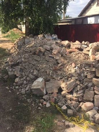 Дарю Строительный мусор