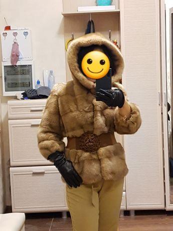 Норковая шуба (Греция) 42-44. Imperial Furs