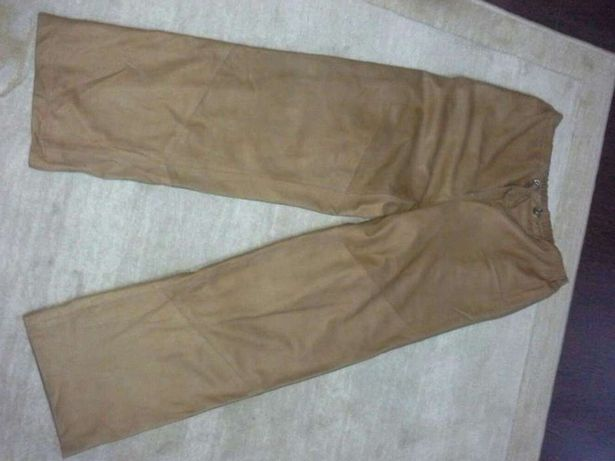 Pantaloni din piele mas 42