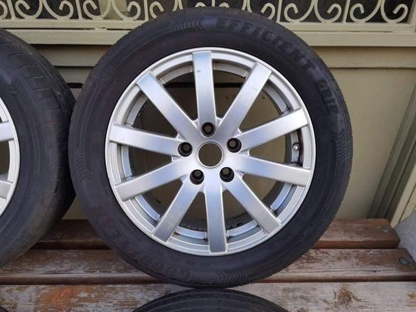 16 цола джанти с гуми за Renault Laguna Megane Scenic