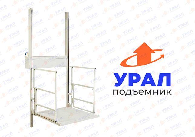 Вертикальные подъемники (пандусы) для инвалидов (г. Уральск)