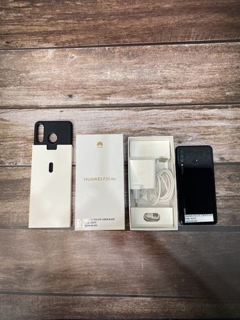 Huawei p30 lite 128gb черный