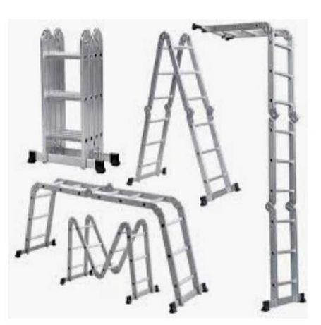 Продам лестницы трансформер и телескопы