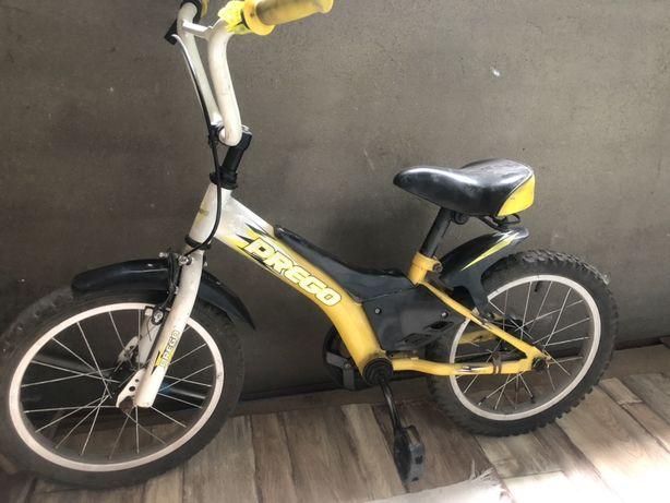 Продам велосипед.самокат в подарок