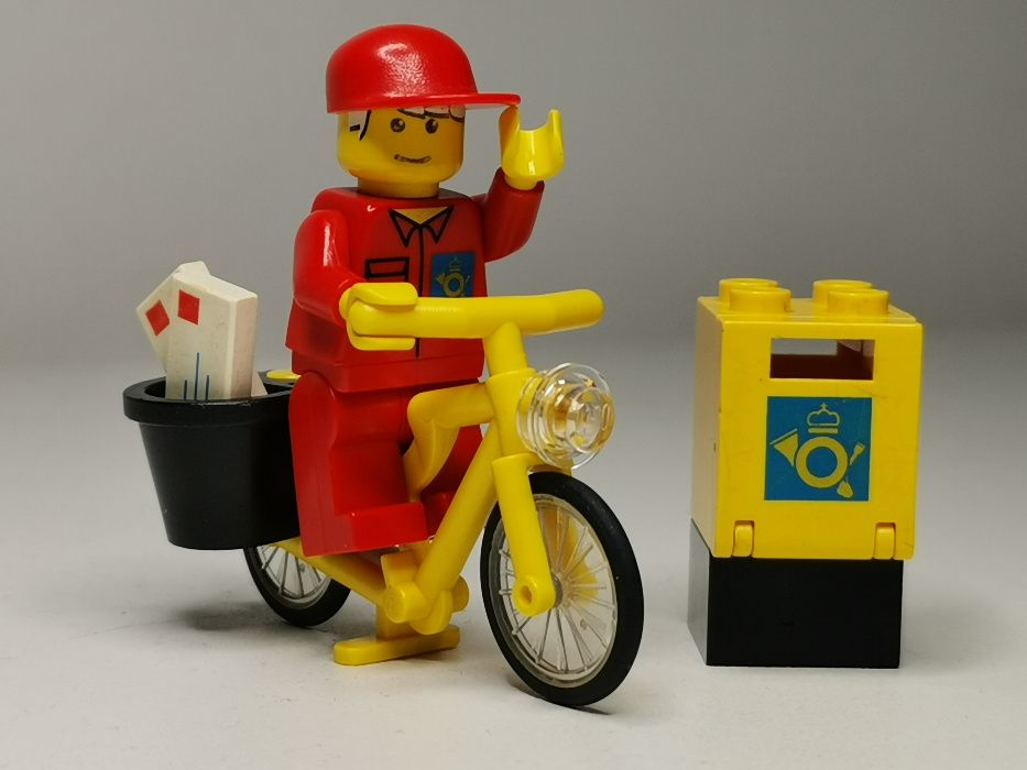 Lego System 6420 - Mail Carrier