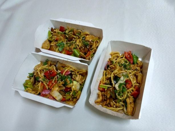 Обеды на заказ от 550тг