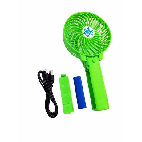 ручной портативный вентилятор