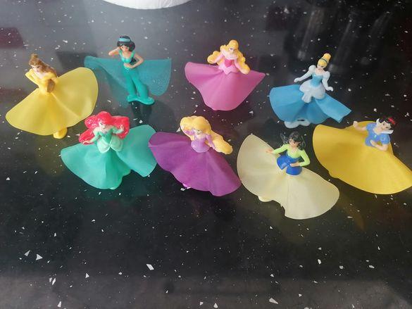 Колекция Дисни Принцеси от шоколадови яйца Киндер