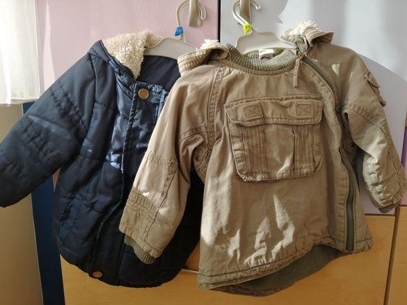 Топли зимни якета