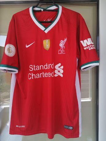 Tricou fotbal Liverpool 2021 adulti /copii