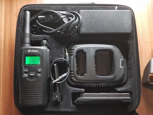 Statie radio UHF portabila Midland Alan HP450 2A