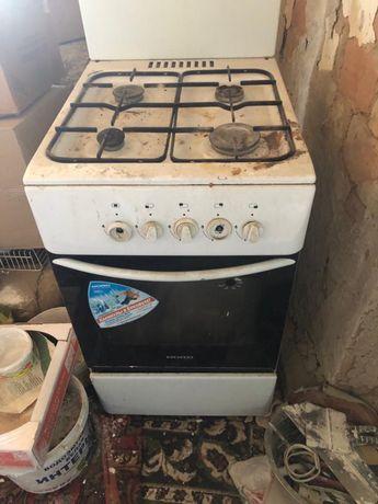 газовый плита
