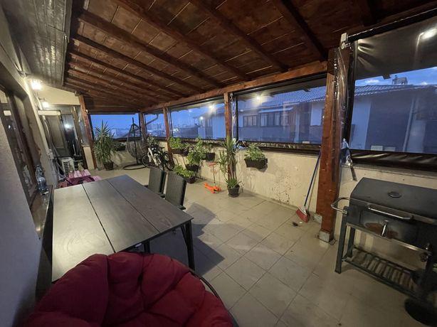 Urgent Vand apartament tip penthouse 4 camere cu terasa aproape metrou