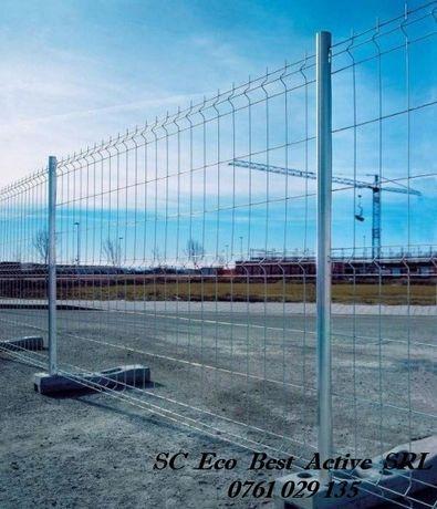 Inchirieri Garduri Mobile - Panou Mare (3,5x2m) - Tunari, IF