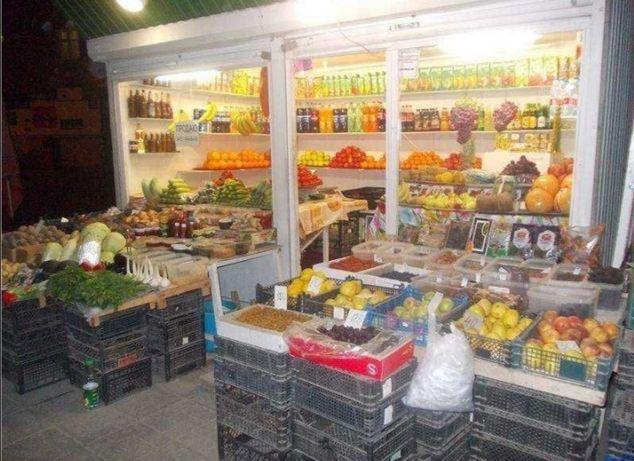 Овощной павильон сдаётся в аренду