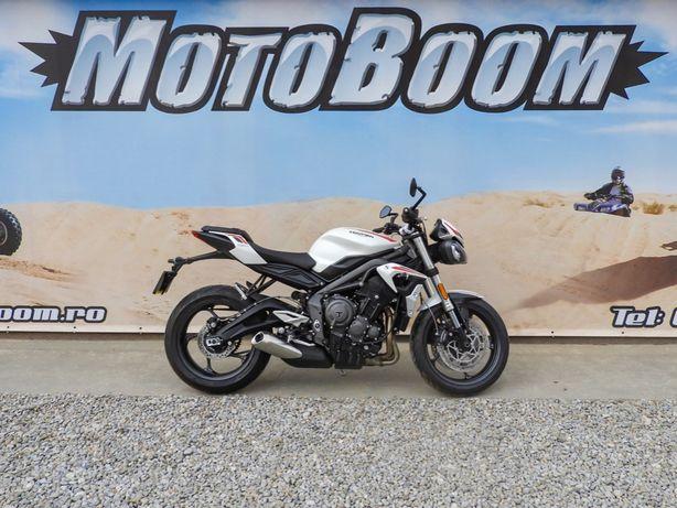 Motocicleta Triumph Street Triple S A2 2021