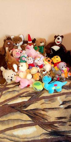 Плюшени детски играчки