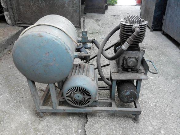 Дойлен агрегат трифазен