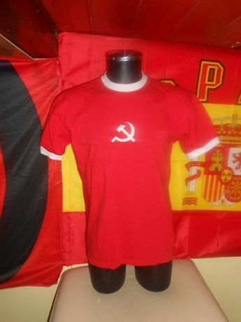 tricou CCCP URSS comunism socialism marimea M