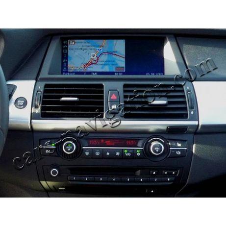 Ъпдейт диск навигация Бмв България Bmw E70 E71 E84 F01 F10 F11 F12 F25
