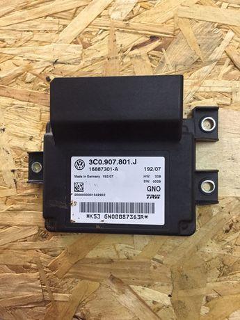 Modul/Calculator Frana Mana Volkswagen Passat B6 3C0907801J