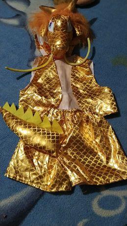 Распродажа детских новогодних костюмов
