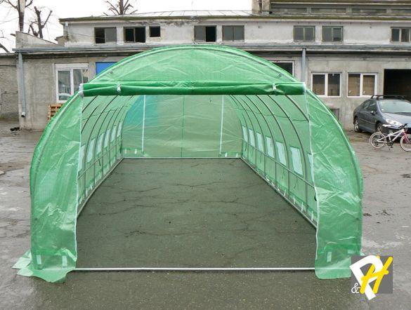 Парник / оранжерия - 3 м ширина, полиетилен 180 гр/м2