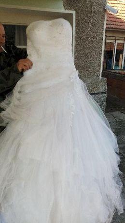 (36) булчинска рокля