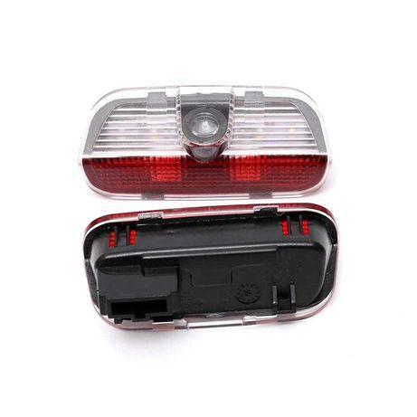 Lumina/lampi led sub usi/usa logo avertizare VW Golf 5 6 7/Passat B6 7