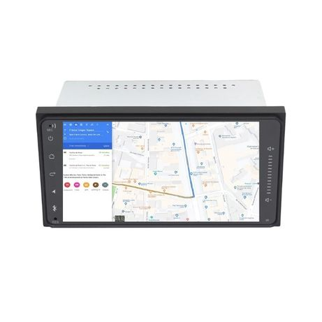 Navigatie Toyota Hilux Android,Corolla,Hiace,Land Cruise,Yaris,Celica