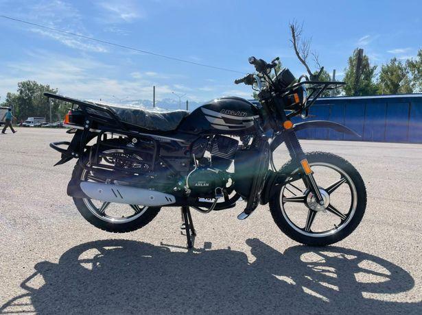 Мотоцикл suzuki arlan