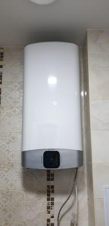 Бойлер водонагреватель для воды Аристон на 80 л новый