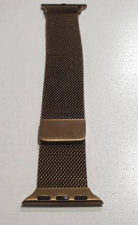 Vand curea Apple Watch 1 2 3 4 5 38/40mm Milanese - metalica