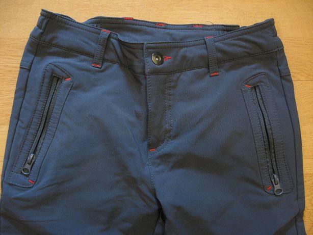 Pantaloni Crane TechTex marimea 134-140, noi