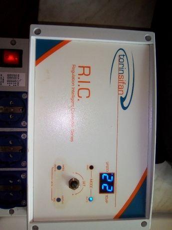 regulator turatie motor sistem ventilatie