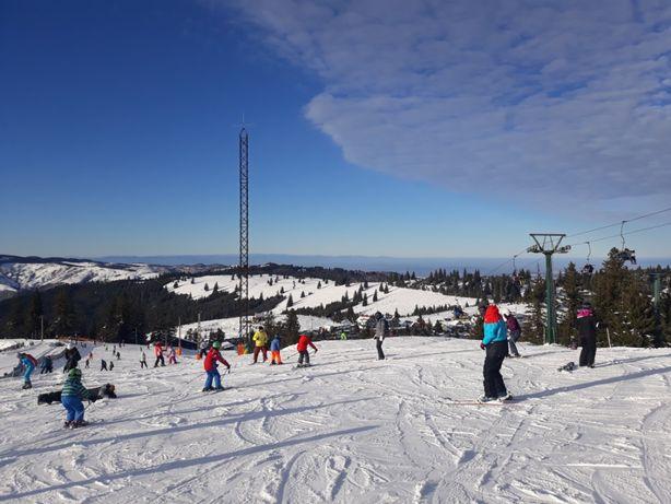 Instructor Ski & Snowboard / Monitor Ski / Cursuri Ski Paltinis Sibiu