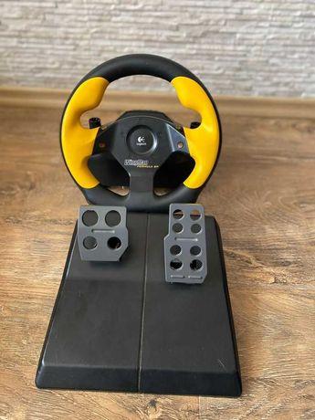 WingMan Formula GP (Volan + Pedale) USB