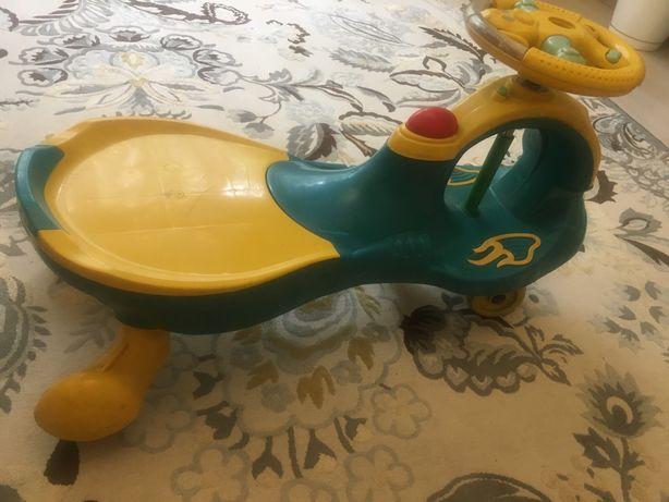 Толокар детская машинка